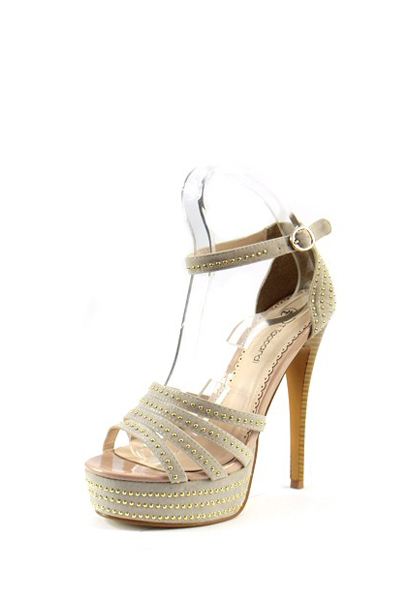 'T.Taccardi' Ladies Platform Shoes