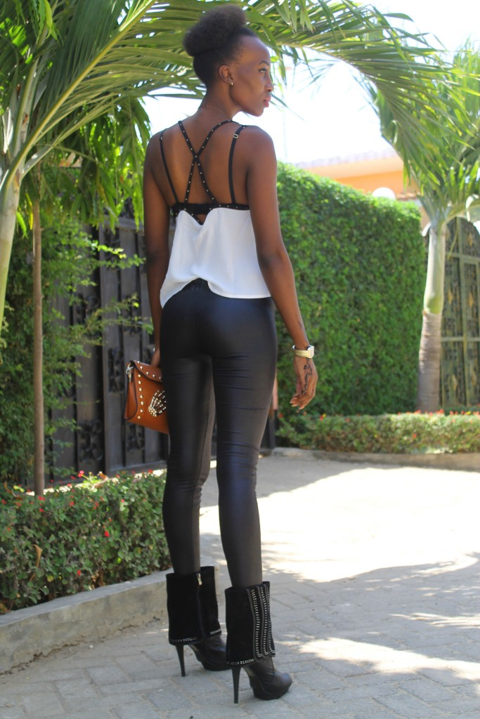 Sexy Back! Tique a Bou Clothing