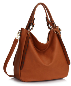 Large Brown Hobo Bag