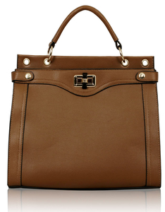 Oak Fashion Tote Handbag