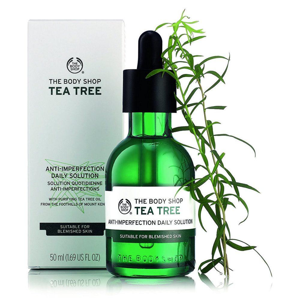 THe Bodyshop Tea Tree Anti-Imperfection Daily Solution-50ml