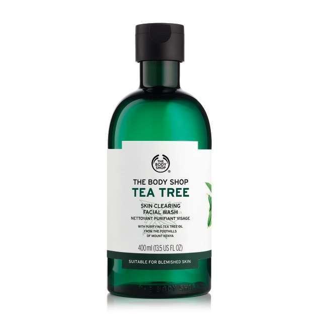 Tea Tree Facial Wash-250ml