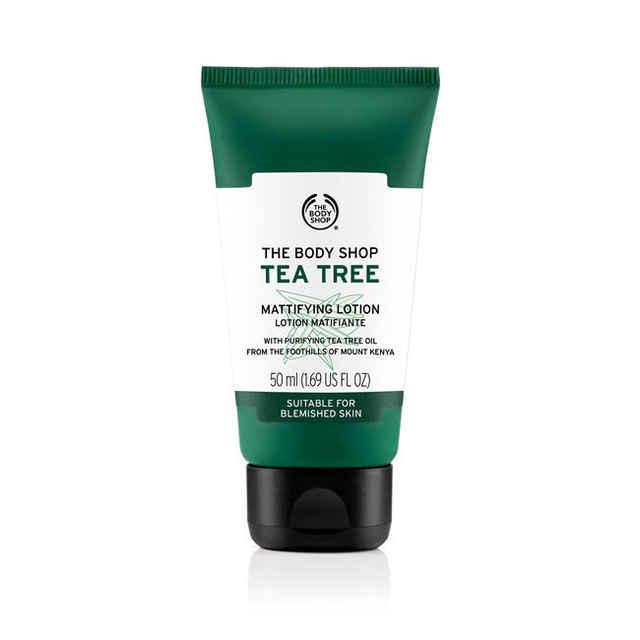 Tea Tree Skin Clearing Lotion-50ml