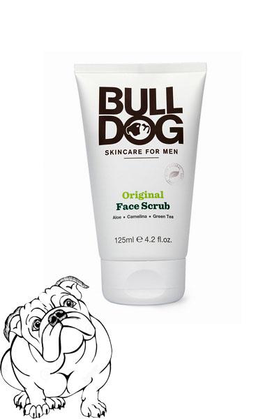 Bulldog Original Face Scrub- 125ml