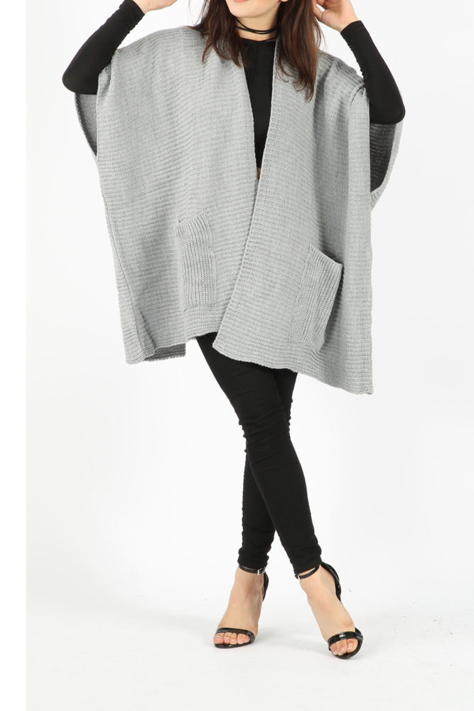Box Knitted Cardigan