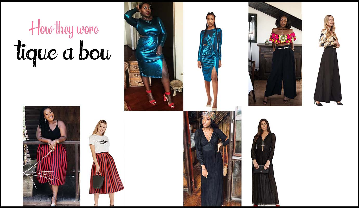 Tique a Bou Clothing